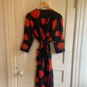 Topshop Robe Dress